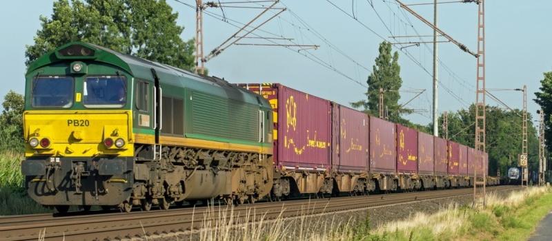 489 - ECS container train