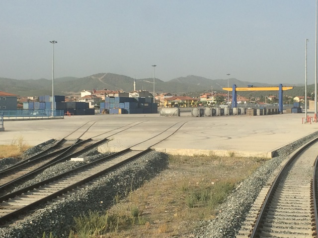 Kaklik Logistics Center