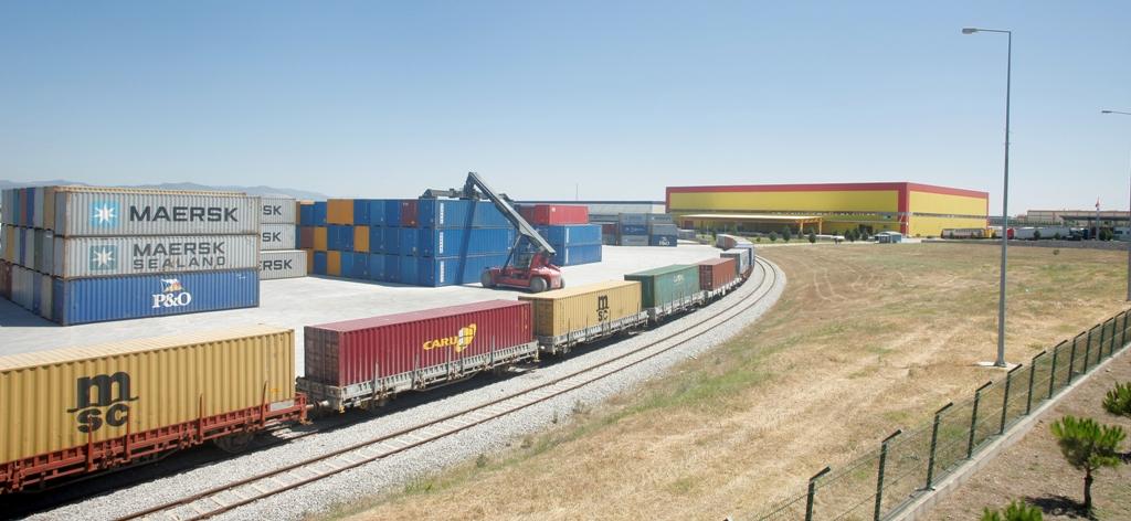 Manisa Freight Terminal