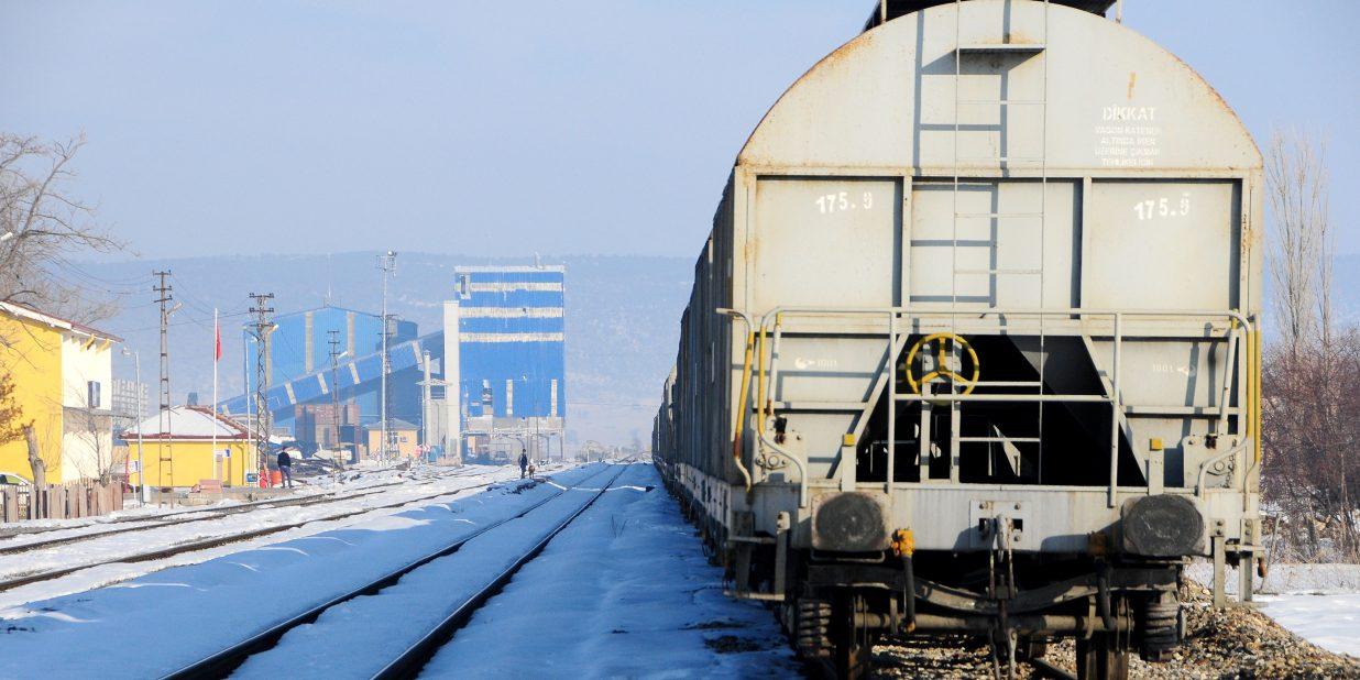 Rail Freight Turkey