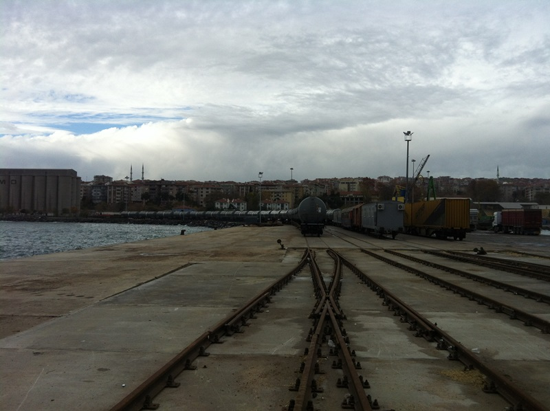 Tekirdag Port