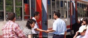 495 - Ankara Polatlı treni - Steve