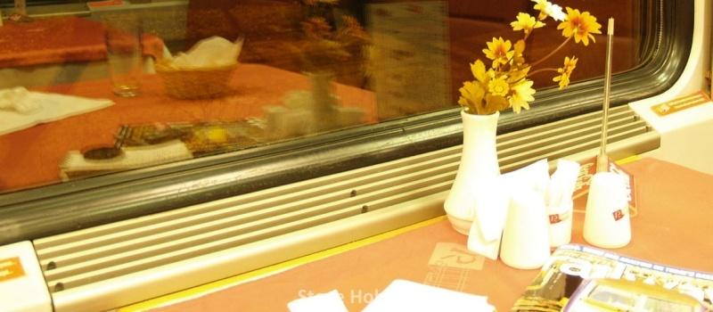 499 - Restaurant Car - Steve Hobson