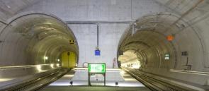 516 - Gotthard Tunnel - SBB