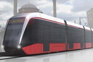 Kayseri Tram by Bozankaya