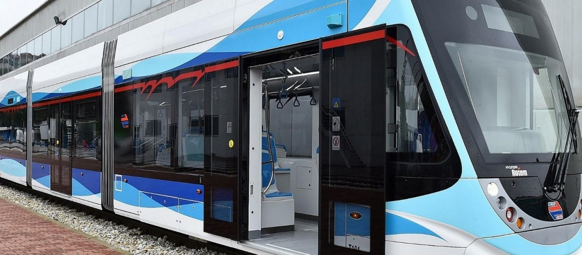 546 - İzmir tram - İzmir Metropolitan Municipality