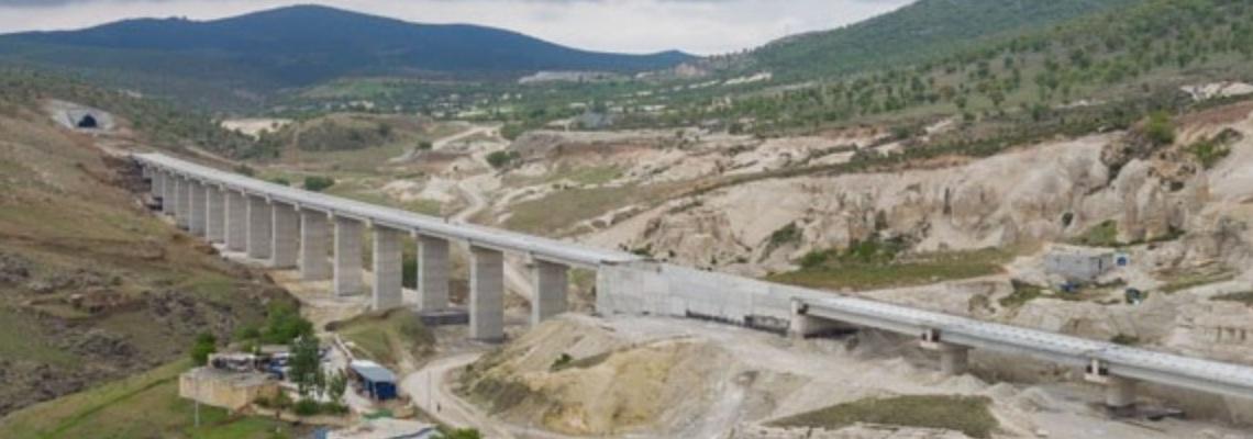 563 - İzmir HST line - TCDD