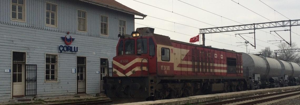 568 - Çorlu İstasyonu - Onur