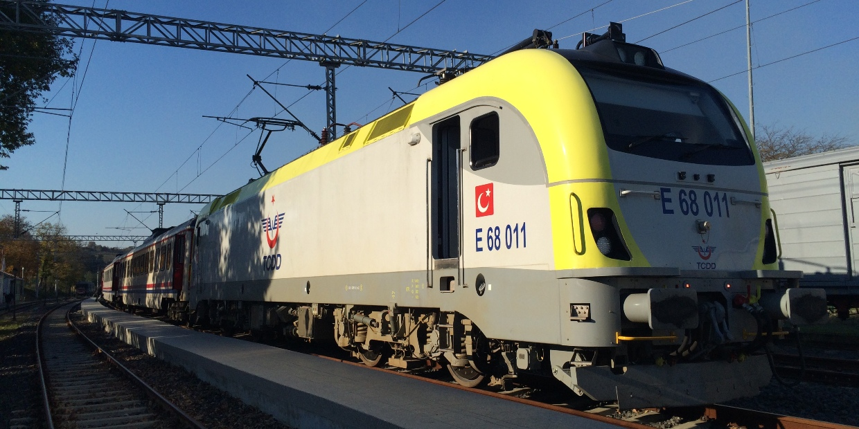Cerkezkoy Uzunkopru Train