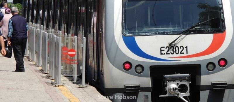 588 - Ankara banliyö treni - Steve