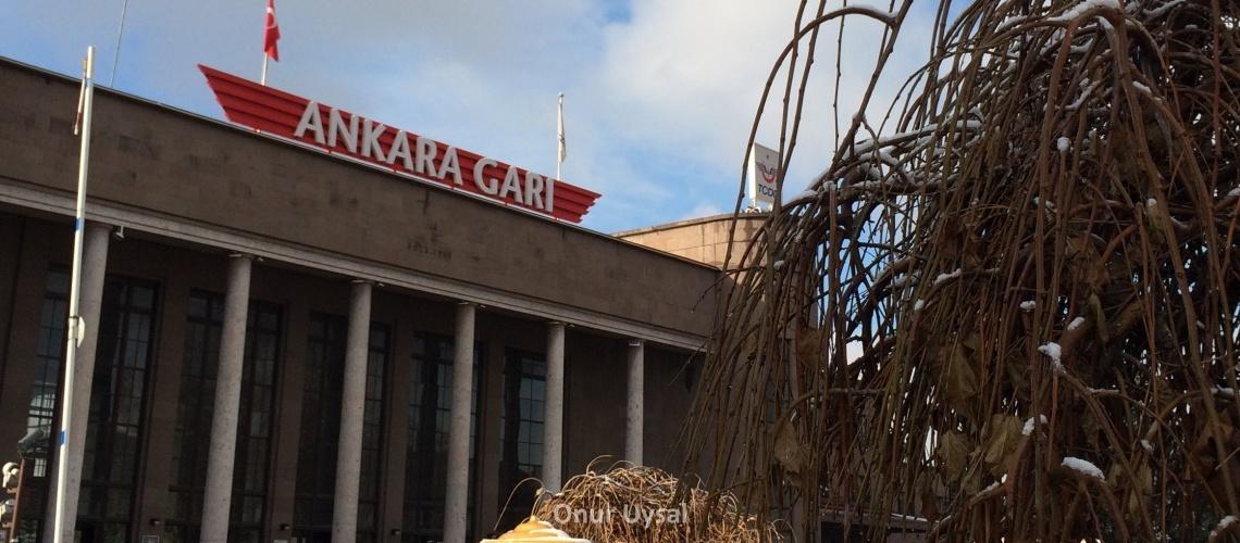589 - Ankara Station - Onur