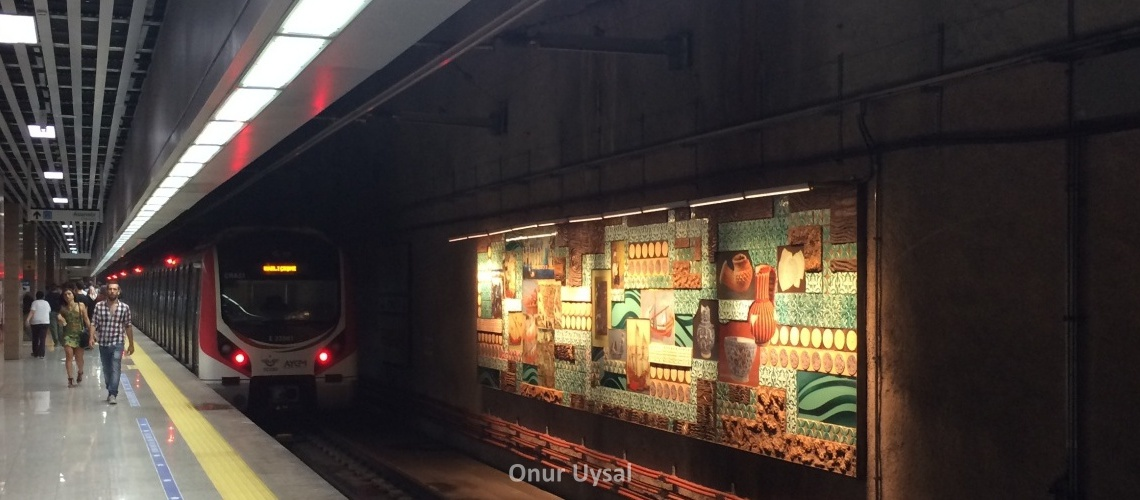 Marmaray opened for freight trains