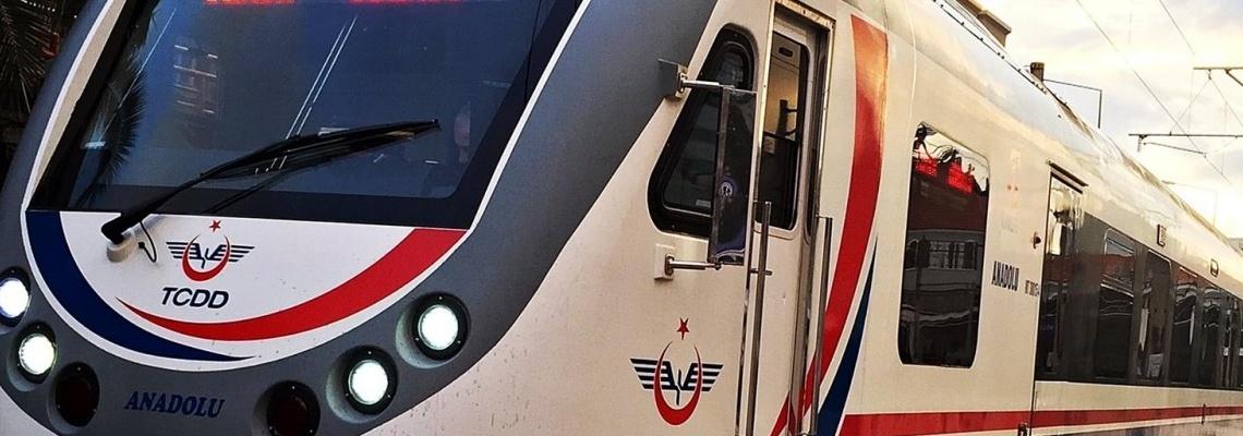 609 - İzmir Ödemiş treni - Mertali Akkuş