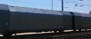 619 - TCDD oto taşıma vagonu - S