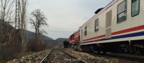 622 - Samsun Kalın demiryolu -Onur