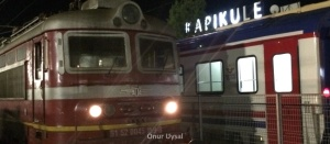 627 - İstanbul Sofya Treni - Onur