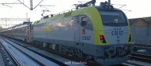 637 - TCDD passenger train - Jeff