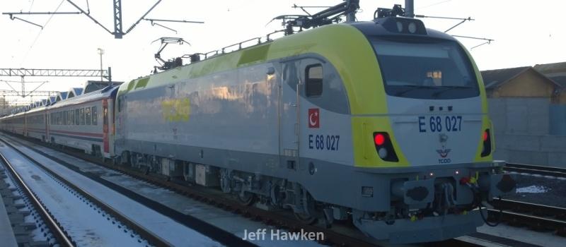 637 - TCDD passenger train - Jeff
