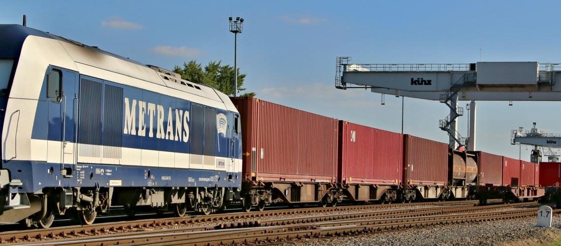 640 - Metrans train