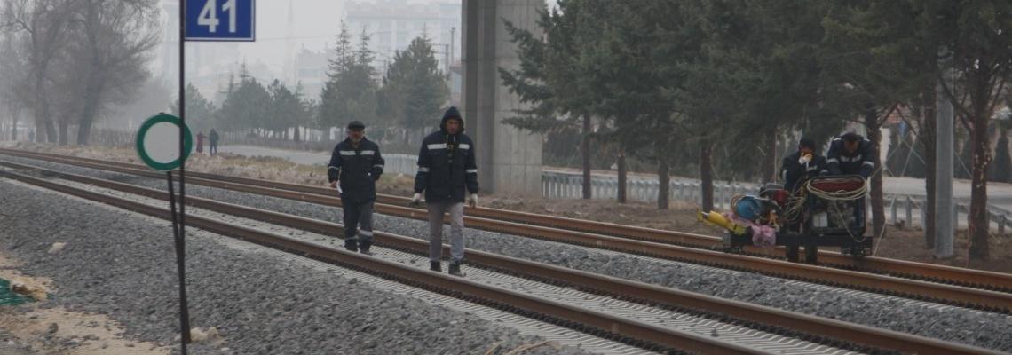 664 - Konya Karaman hızlı tren hattı inşaatı - Onur