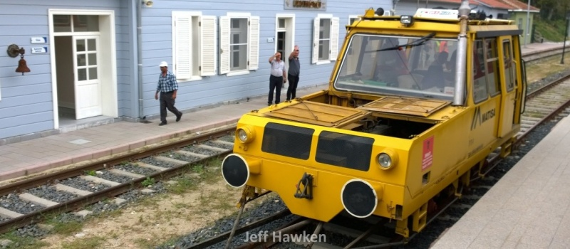 665 - Railway machine - Jeff