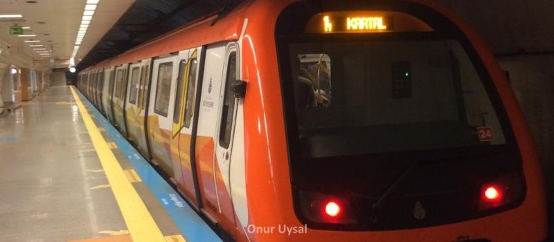 669 - Kadıköy Tavşantepe metrosu - Onur