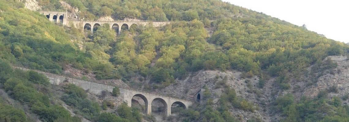 670 - İran demiryolu - Vitali