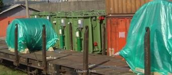 680 - Rulo sac vagonları - Eksper