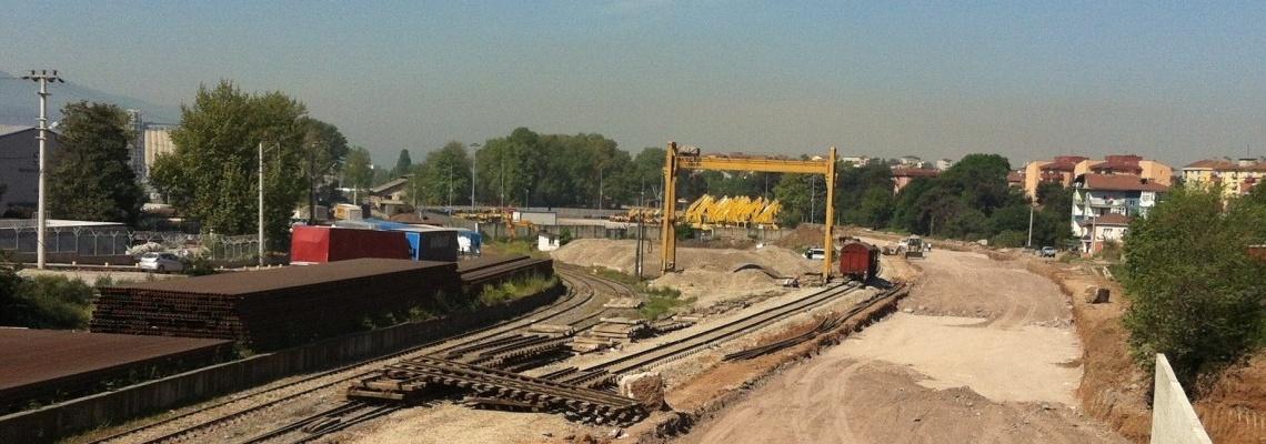 695 - İzmit Köseköy demiryolu - Onur