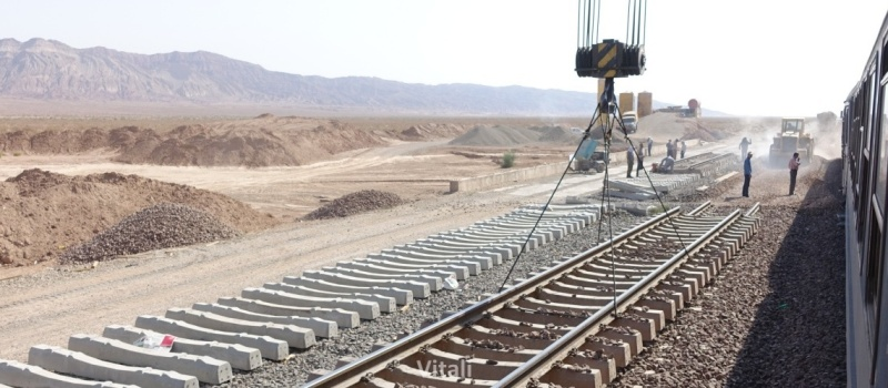703 - Construction works in Iran - Vitali