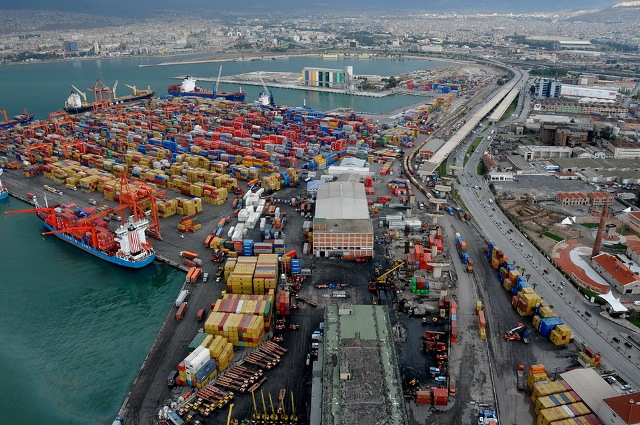 Alsancak Port