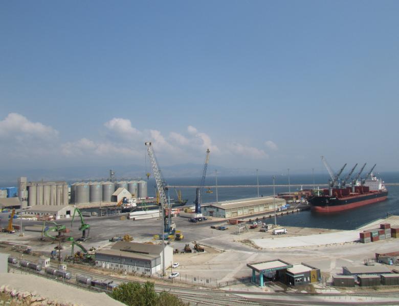 Bandirma Port