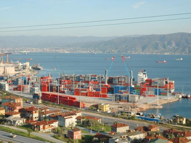 Evyap Port