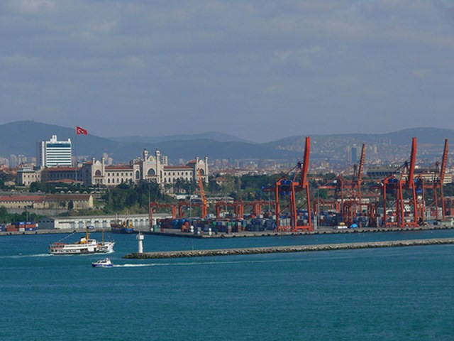 Haydarpasa Port