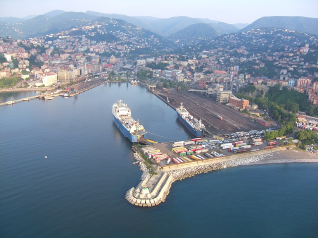 Zonguldak Port