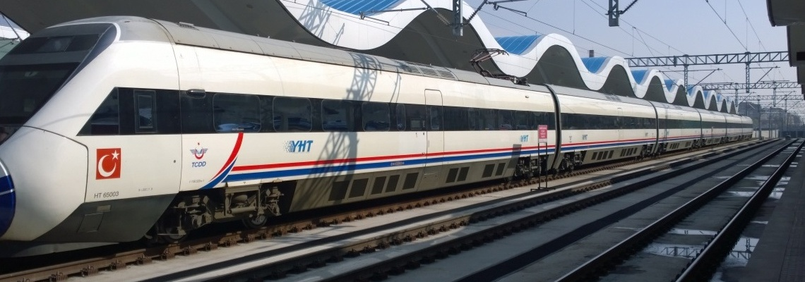 715 - High speed train - Jeff
