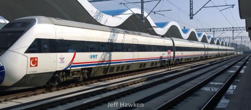 715 - High speed train - Jeff