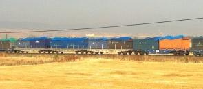 728 - Konteyner treni - Onur