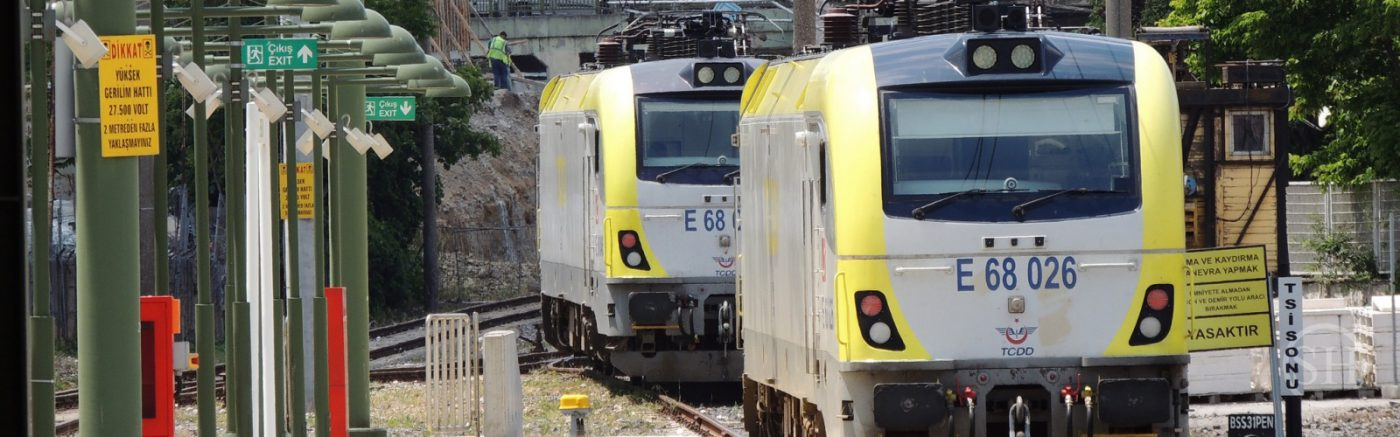 Rail Turkey English
