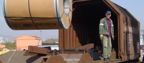 736 - Rulo Sac Taşıması - Eksper