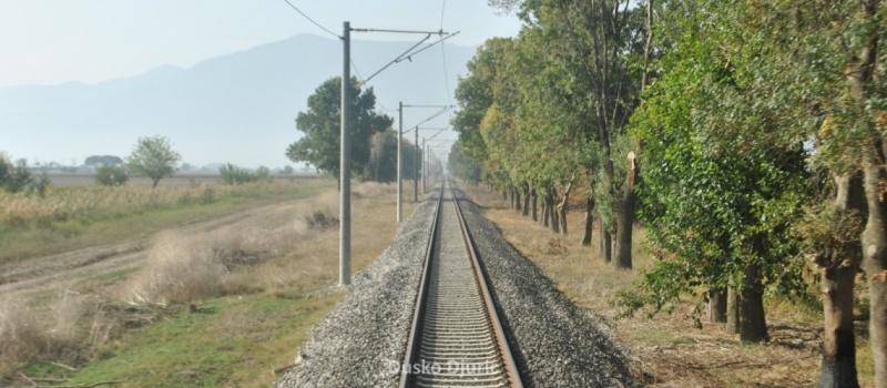 739 - Electrified line - Dusko Djuric