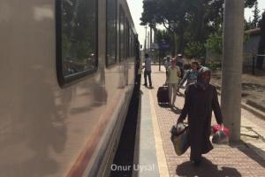 744 - Bandırma İzmir treni - Onur
