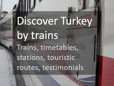 Rail Turkey Travel