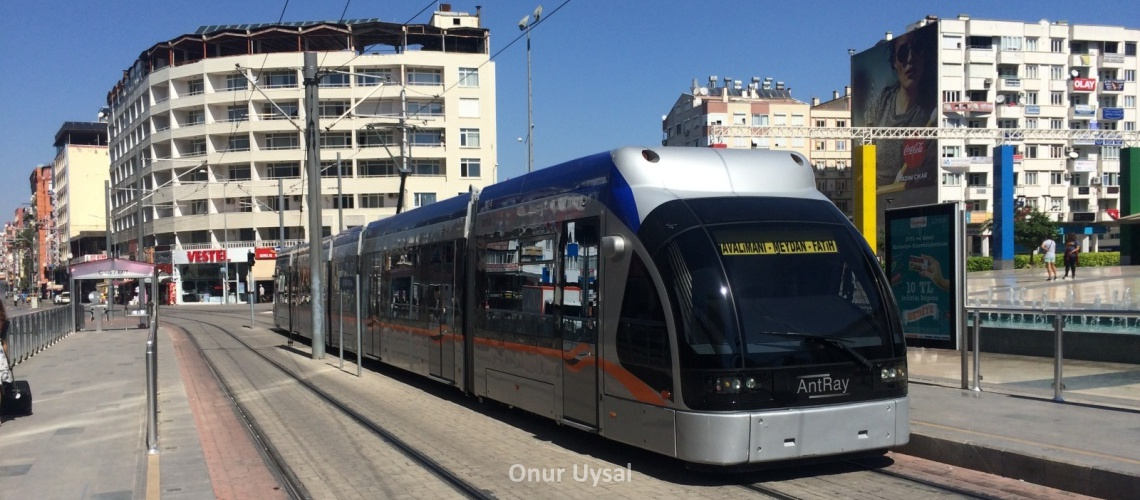 747 - Antalya tramvayı - Onur