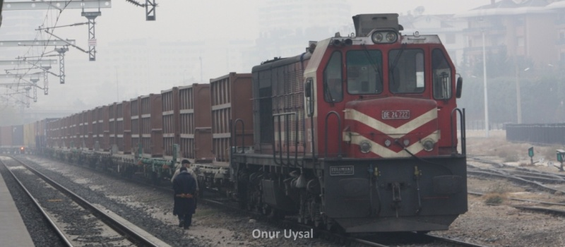 752 - Freight train - Onur