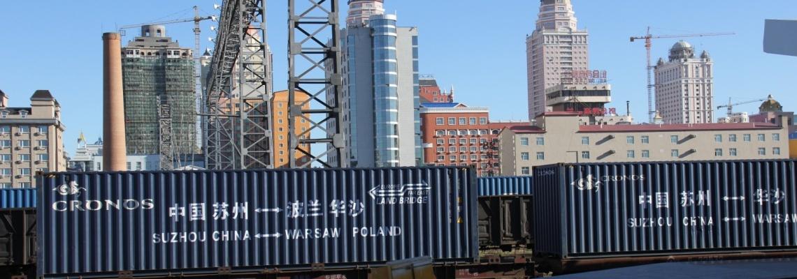 761- China Europe train - FELB