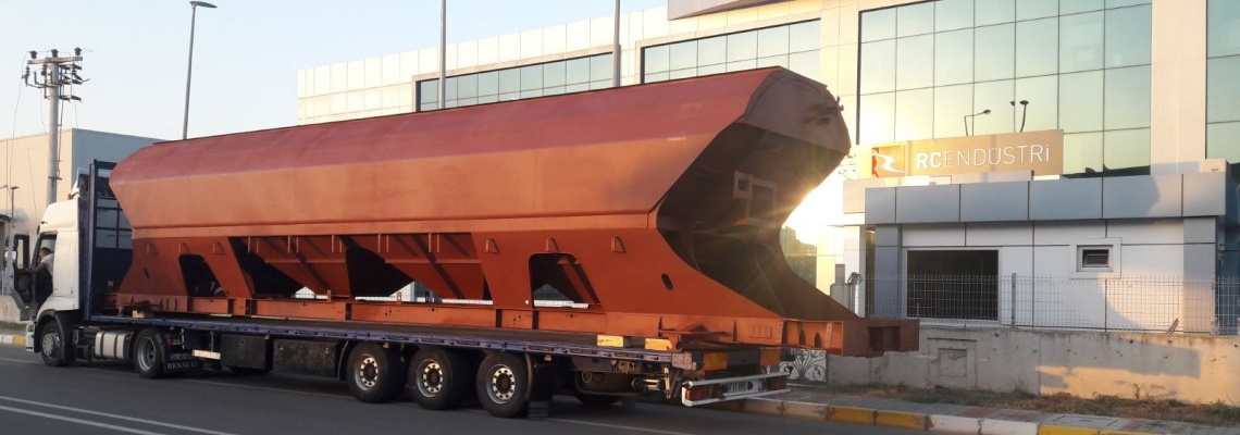 765 - Hopper wagon - RC Endustri