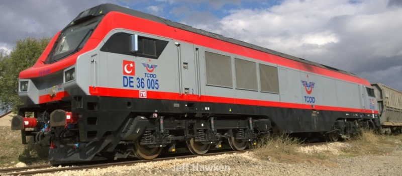 766 - TCDD DE36000 - Jeff