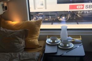 776 - Bakü Treni - Onur