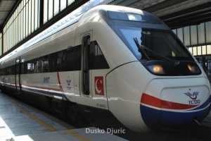 793 - Turkish high speed train - Dusko Djuric
